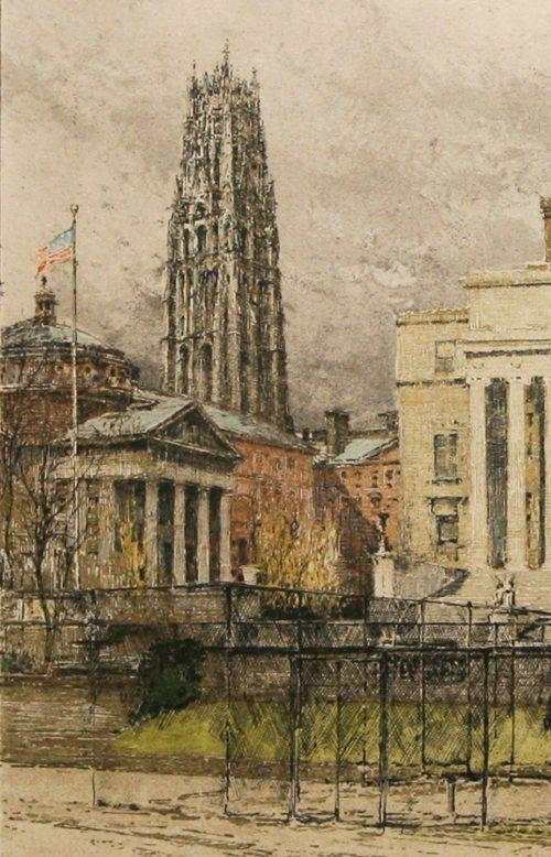 Columbia University Kasimer detail 2