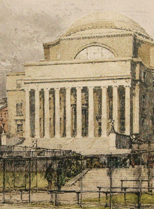 Columbia University Kasimer detail 4