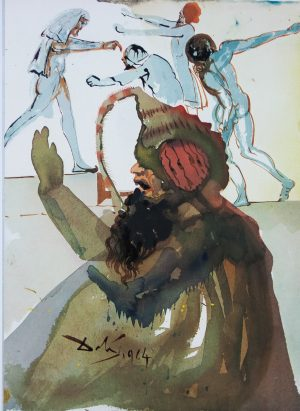 Dali Biblia Sacra Joseph And His Brothers in Egypt.jpg.