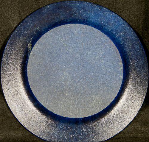 Triomphale plate backside Salvador Dali for sale