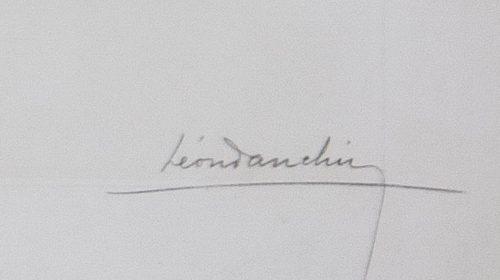 Danchin German Shepard Heads original etching.jpg.