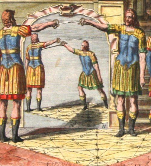 Girard Thibault Academie de l'Espee fencing detail 1.jpg.