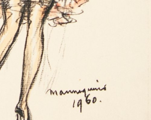 Kees Van Dongen Manniquons detail1
