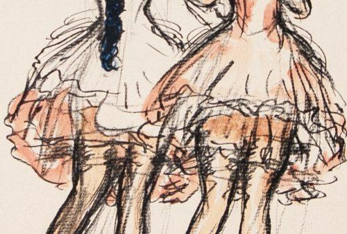 Kees Van Dongen Manniquins detail 5
