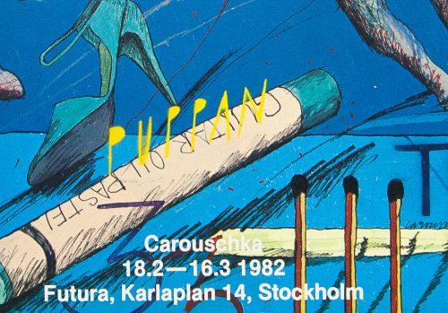 Stockholm poster 1982 detail