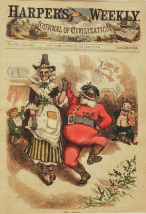 T. Nast A Merry Christmas.jpg
