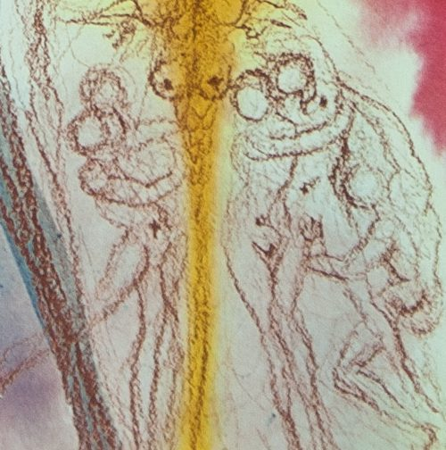 biblia Sacra Salvador Dali Lots wife turned to salt detail 2.jpg.